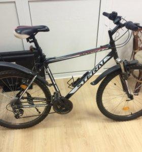 Велосипед Stern на гарантии