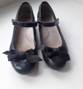 Туфли школьные 32 р-р