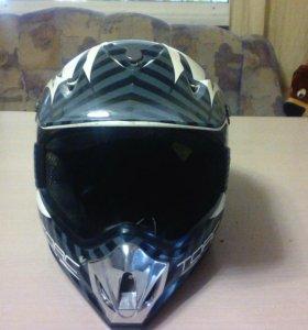 шлем для кросса