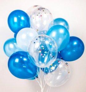 Доставка воздушных шаров на ваш праздник.