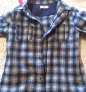 Рубашка mango 98 см