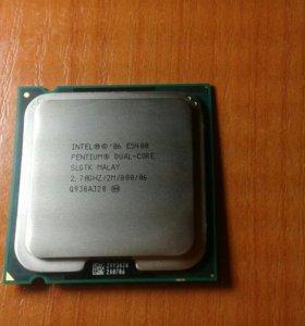 Процессор Intel PENTIUM DUAL-CORE 2.7GHZ