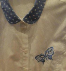 Блузочка для девочки