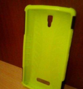чехол бампер для смартфона lenovo 2010