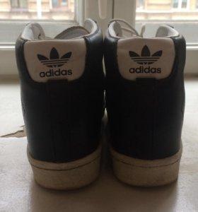 Кеды Adidas р 38 (us 7)