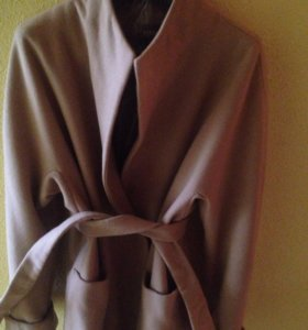 Пальто утеплённое onesize 48-50
