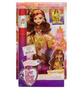 Ever after high Розабелла Бьюти