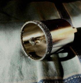 Алмазная коронка (сверло) на D 35 мм
