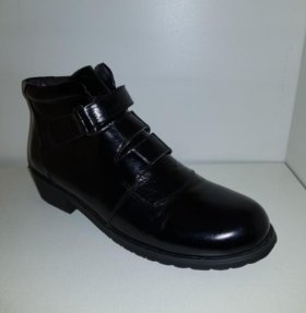 Ботинки, натур. кожа (р. 37-40)