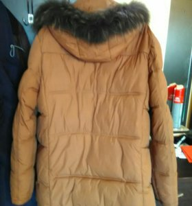 Куртка пуховик мужская (зимняя)