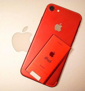 ❤️ iPhone 7 Red
