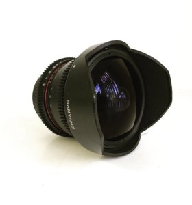 Samyang 8mm T3.8 AS UMC Fish-eye CS II Canon EF