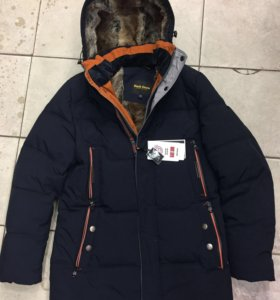 Куртка парка мужская зимняя Black Snow новая.272 м