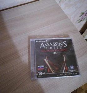 Assassins creed освобождение HD и Bulletstorm.