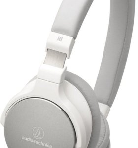 Наушники Audio-Technica ATH-SR5BT, White