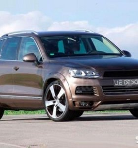 Touareg NF(7P) JE design widebody