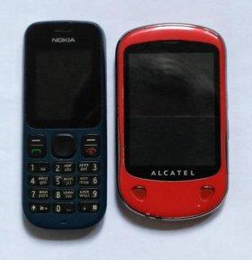 Nokia 100 Alcatel OT-710