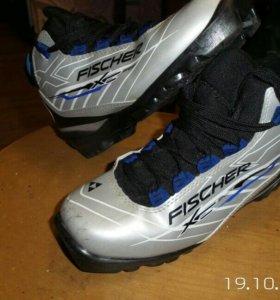 Ботинки лыжные 36 размер
