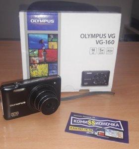 Фотоаппарат Olympus VG-160