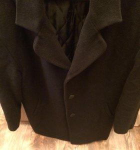 Пальто мужское 100 % шерсть