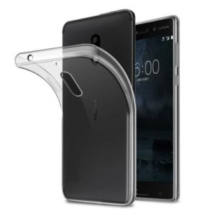 Силиконовый чехол для Nokia Lumia (Нокиа Люмия) 6