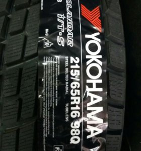Автошины Yokohama 215/65R16 G 073
