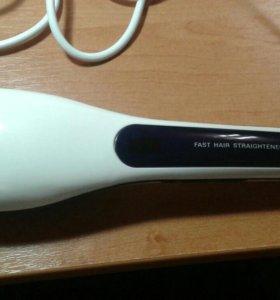 Расческа для выпрямления волос