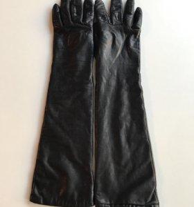 Кожаные перчатки vicini