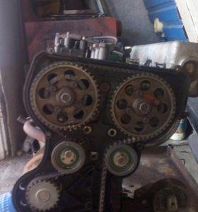 мотор на ваз 2112