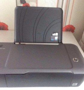 Струйный принтер HP DeskJet 1000 J110a
