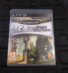 ICO & Shadow of the Colossus Claccics HD