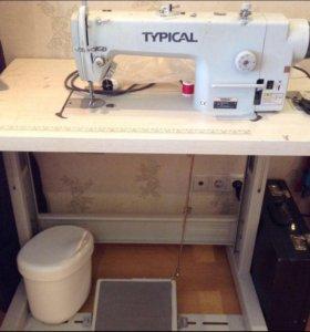 Швейная машинка Typical GC 6710 (профессиональная)