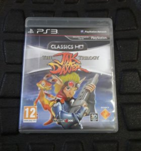 The Jak and Daxter classic HD