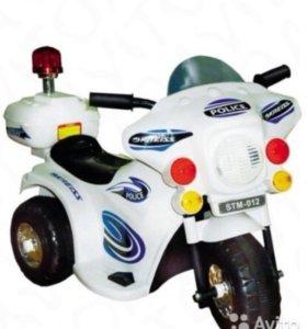 Мопед полиция
