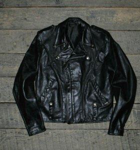 Кожаная куртка Schott