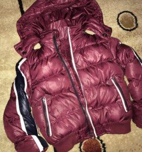 Курточка для мальчика на 2-3 года