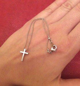 Браслеты с крестиками