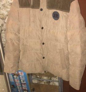 Куртка тёплая мужская