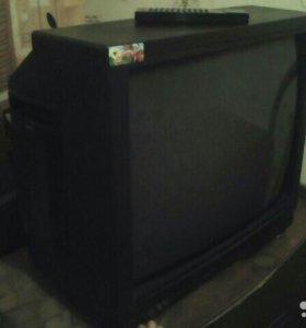 Телевизор JVC сломан, в ремонт или на запчасти