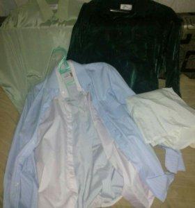 Рубашки 6 шт