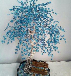 Голубая березка