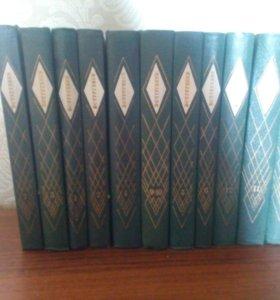 Тургенев И. С., собрание сочинений в 12 томах