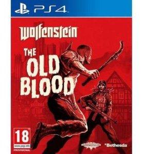 Wolfenstein: TheOldBlood для PS4