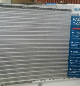 Радиатор охлождения на ВАЗ 2110