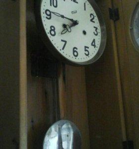 Часы настенные с боем 1961 г
