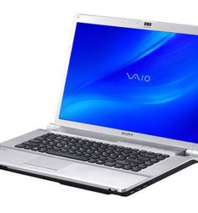 "Sony vaio VGN-FW21MR Core 2 Duo / 16.4"" / 400Gb"