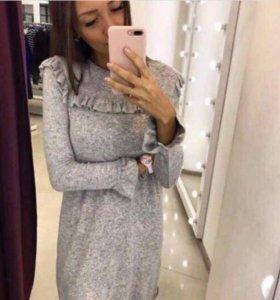 Платье тёплое под DG
