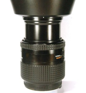 Nikon nikkor 28-105 mm F/3.5-4.5 d 2шт