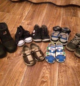 Обувь рр 23 и 25
