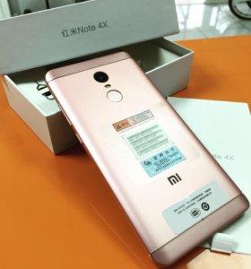 Новый Xiaomi Redmi Note 4X 16Gb